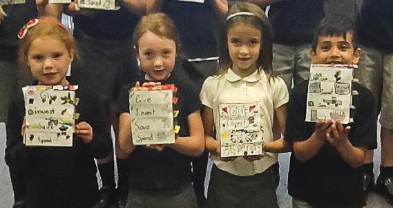 Zela Wela Kids from WillowStone Academy