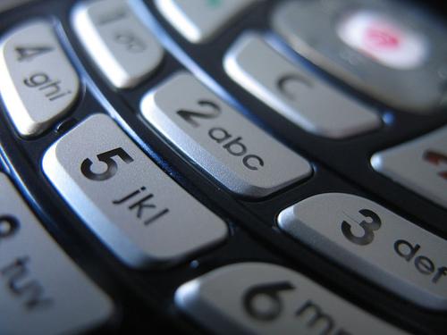 cell phone keys