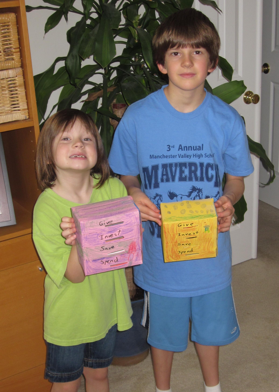 Zela Wela Kids Caroline and Connor