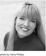 Nancy Phillips, author of the Zela Wela Kids