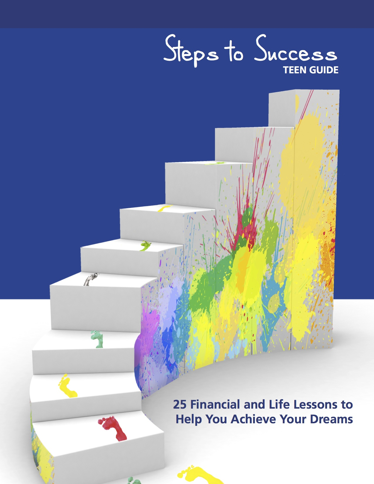 Steps to Success Teen Guide by Nancy Phillips