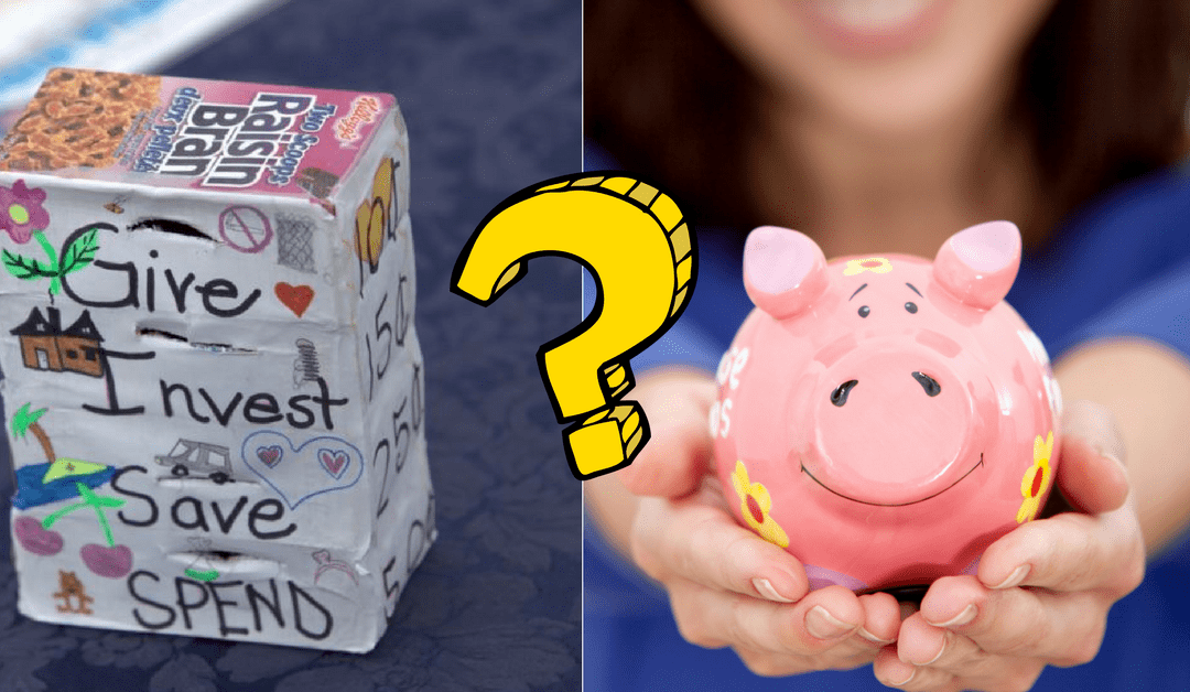 10 Reasons Why the GISS Method is Better than a Piggy Bank for Helping Your Kids (and Teens) Develop Essential Financial Life Skills