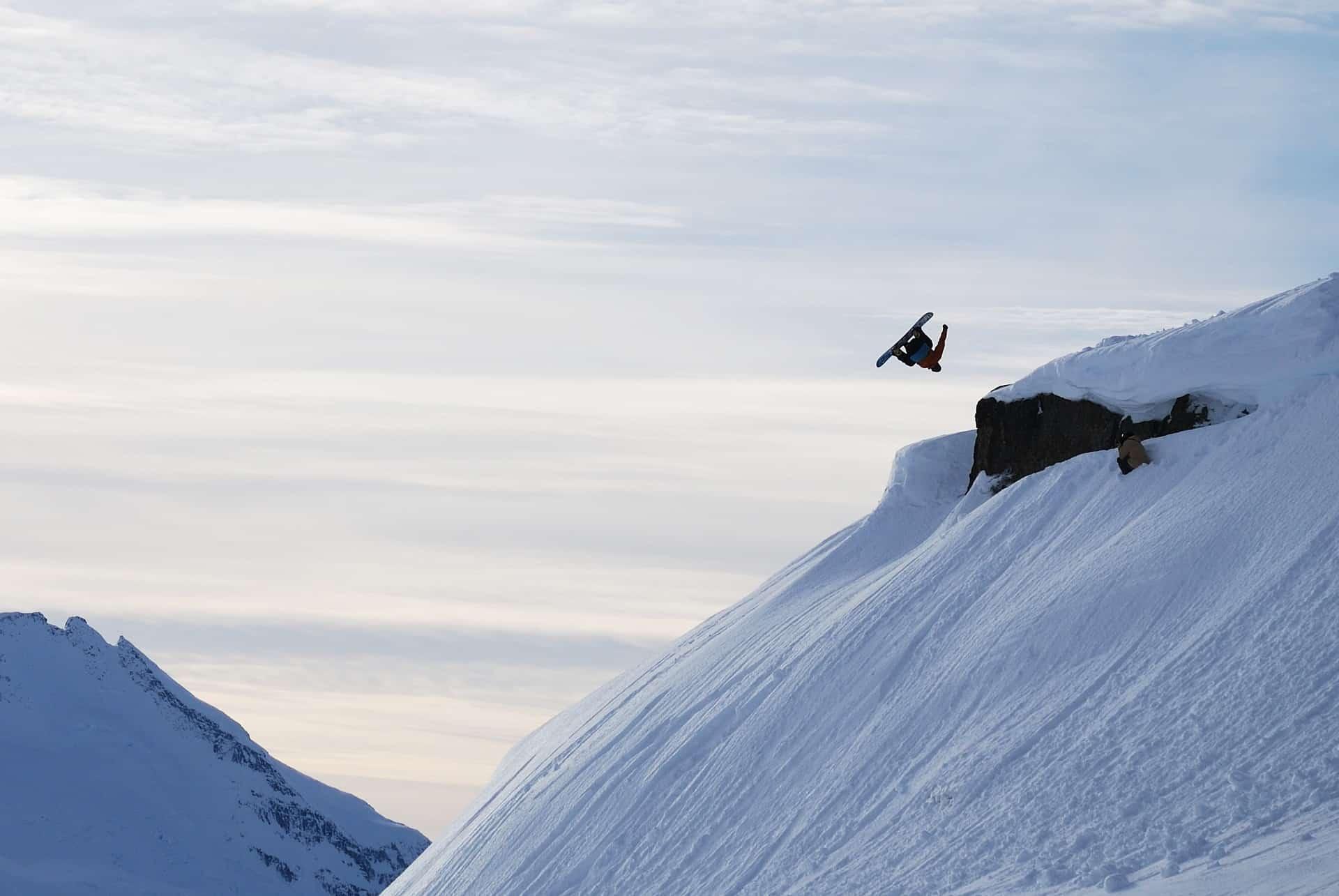 snowboard, extreme sports, skiing, mountain, snow